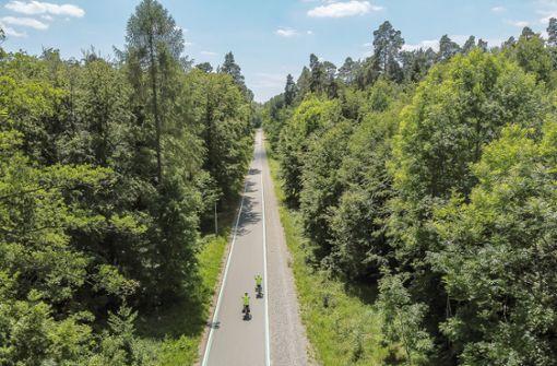 Der lange Weg zum Radler-Highway