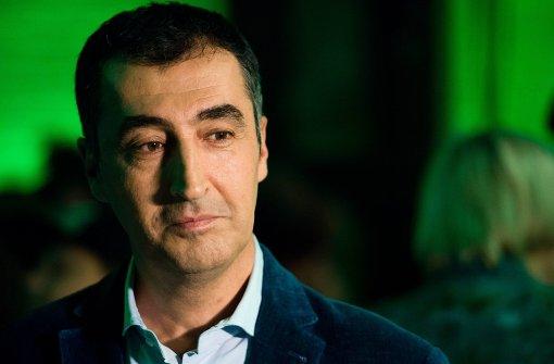 Cem Özdemir will Wahlkreis I in Stuttgart