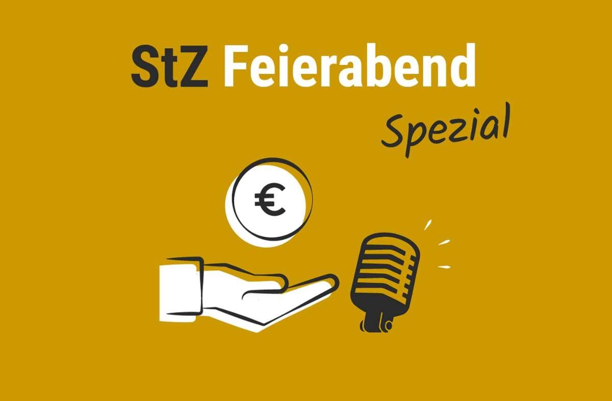 StZ Feierabend Spezial – Geheime Spenden an die Politik. Foto: StZ