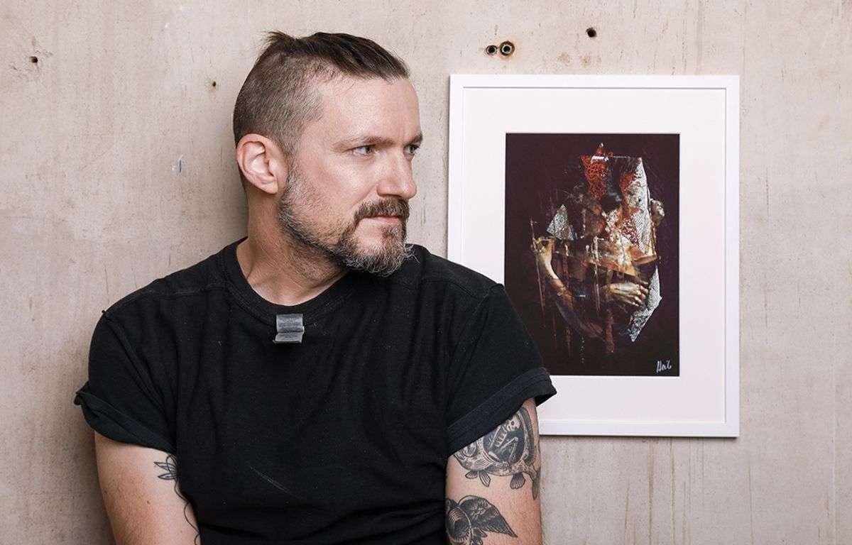Fotokünstler Stefan Heilemann arbeitet in Stuttgart-West. Foto: Heilemania