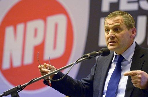 Udo Voigt wird neuer Spitzenkandidat