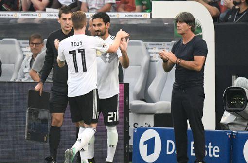 Pfiffe gegen deutschen Nationalspieler Ilkay Gündogan