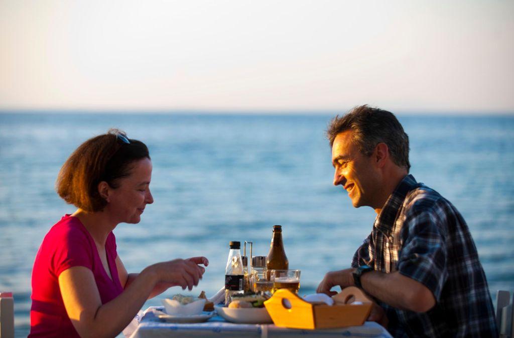 Urlaub in Griechenland: Es gibt Anzeichen, dass der Boom nachlässt. Foto: Mauritius