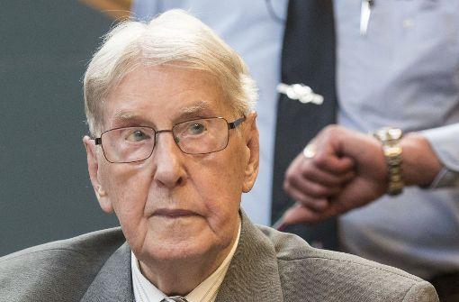 Früherer Auschwitz-Wachmann gestorben