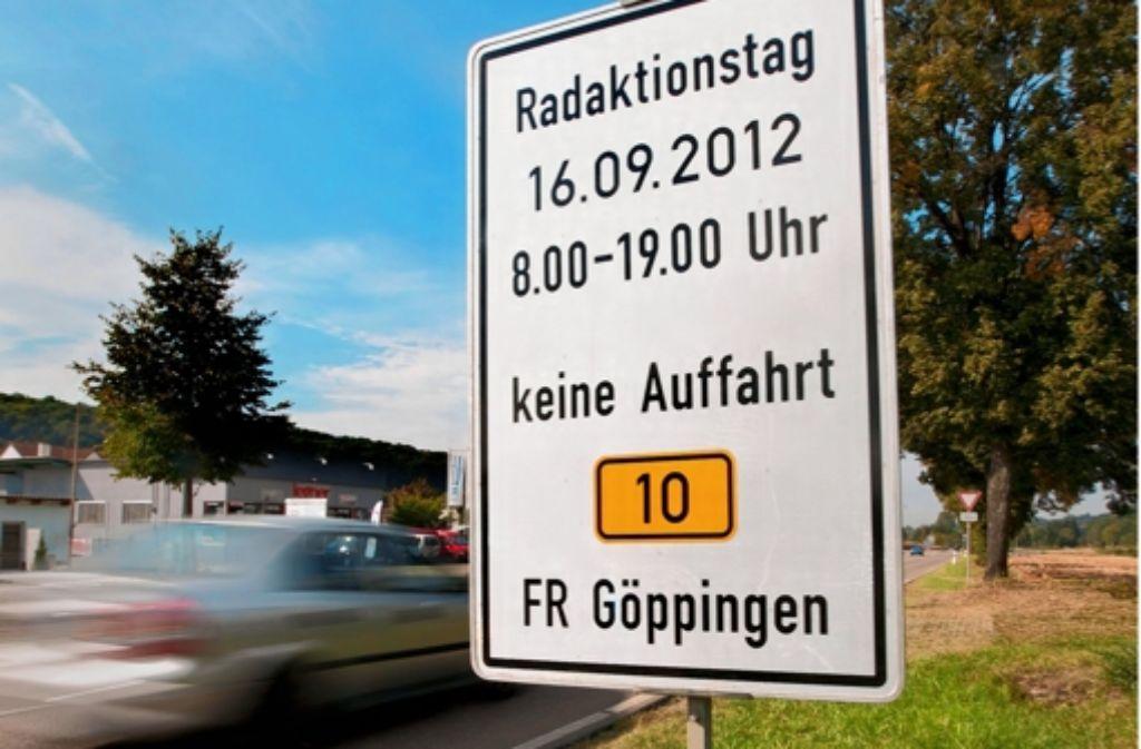 Auf der Bundesstraße gibt es einen autofreien Sonntag – wie vor 40 Jahren. Foto: Horst Rudel