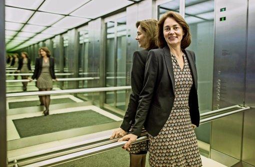 Eine Frau, die endlich wieder eine stolze SPD sehen will