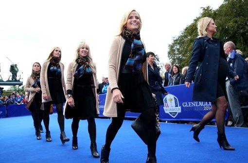 Golf-Elite Europas misst sich mit den USA