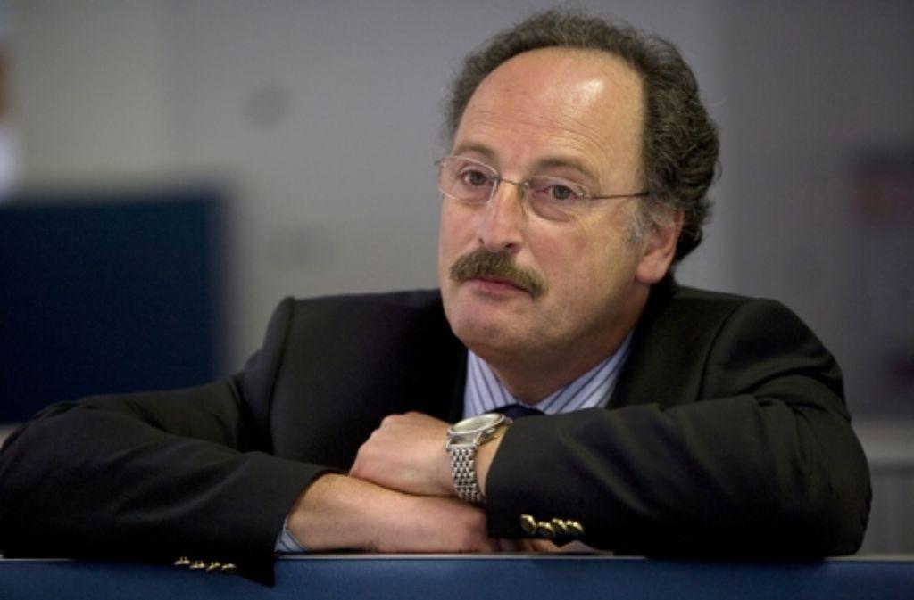 Andreas Richter,  Hauptgeschäftsführers der Industrie- und Handelskammer Region Stuttgart, hat sich den Unmut der CSD-Organisatoren zugezogen. Foto: Steinert