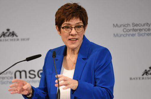 Chaos bei der CDU, Unsicherheit in Europa