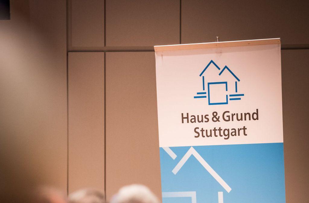 Hat Haus und Grund Parteien Geld gespendet? Der Eigentümerverein weist den Vorwurf entschieden von sich. Foto: Lichtgut/Julian Rettig