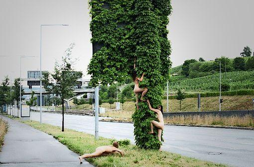 Stuttgarts nackte Traditionen