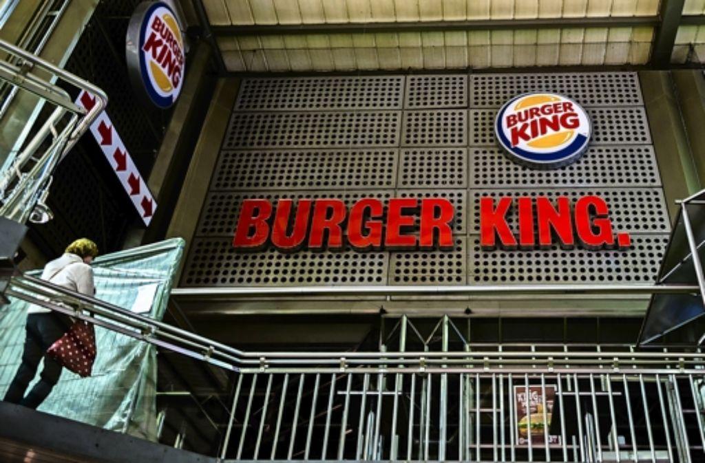 Die Burger-King-Filialen von Yi-Ko bleiben geschlossen. Foto: dpa