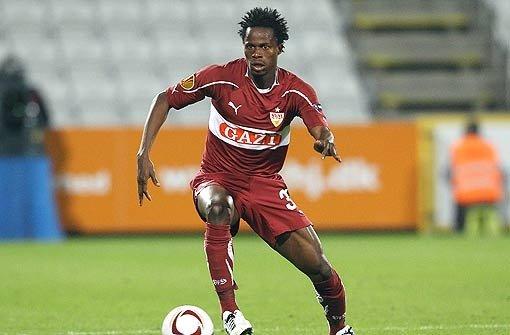 Mamadou Bah ist verletzt