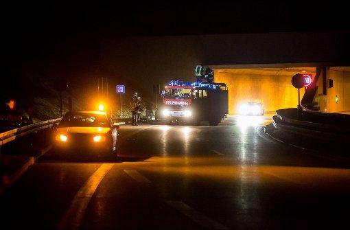 Leutenbachtunnel wird gesperrt