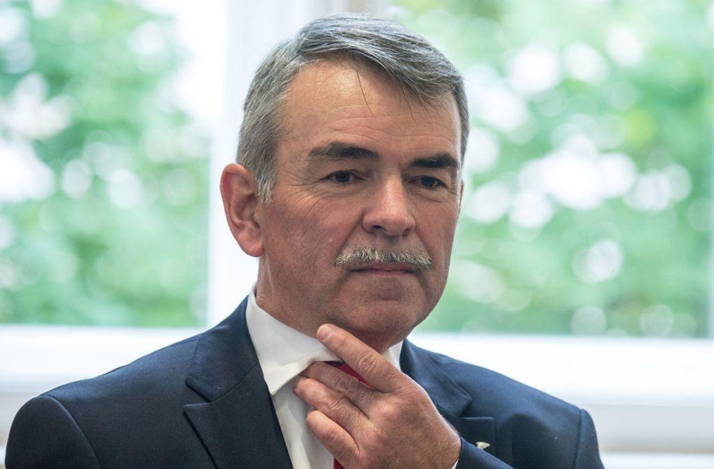 Gustl Mollath und der Freistaat Bayern haben sich auf eine Entschädigung geeinigt (Archivbild). Foto: dpa/Armin Weigel