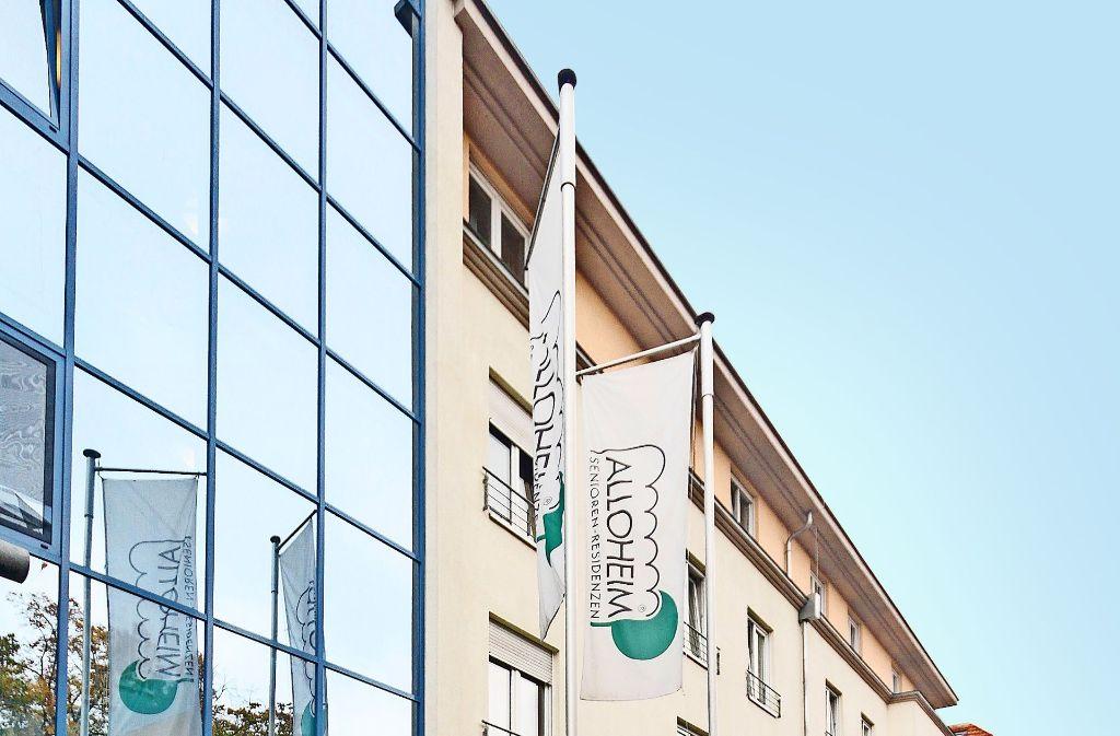 Das Ludwigsburger Heim. Foto: factum/Archiv