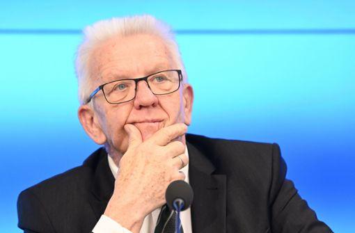 """Kretschmann nennt Palmers Verhalten """"eines Oberbürgermeisters unwürdig"""""""