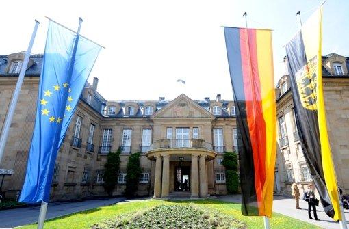 Die Villa Reitzenstein wird saniert