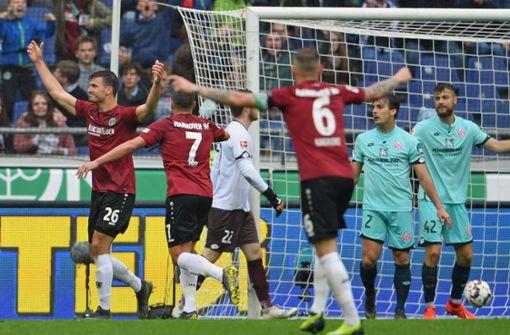 Hoffnungen auf Klassenerhalt nach Sieg gegen Mainz 05
