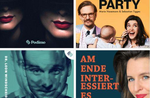 Fünf gute Podcasts, für die es sich zu zahlen lohnt