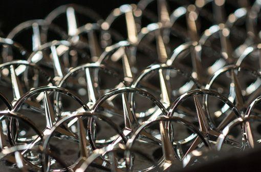 Hunderttausende Mercedes-Diesel mit neuer Software ausgerüstet