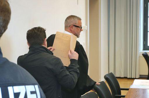 Gefängnisstrafe für 43-Jährigen