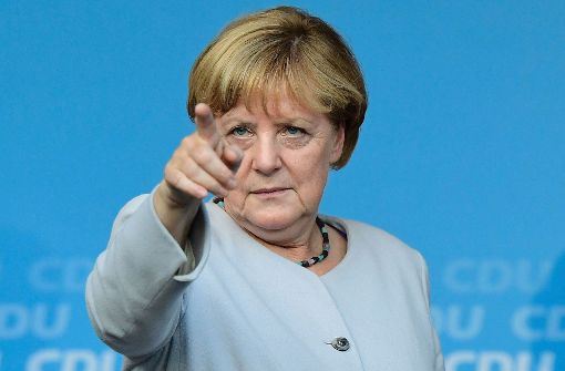 CDU veranstaltete Dinner mit Merkel für potenzielle Parteispender