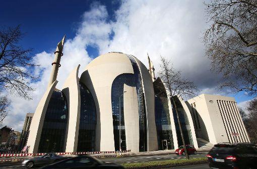 Polizei durchsucht Wohnungen von Ditib-Imamen