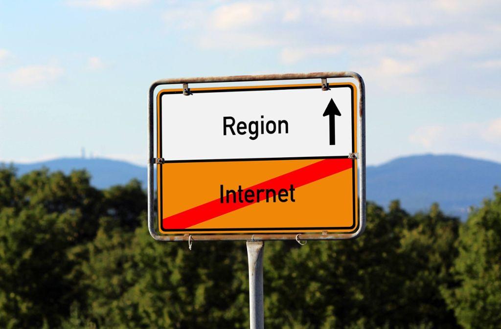 In der Region Stuttgart ist die Internetverbindung an vielen Stellen unbefriedigend langsam oder gar nicht vorhanden. Foto: imago stock&people