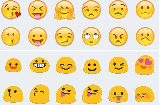 Die kunterbunte Welt der Emojis
