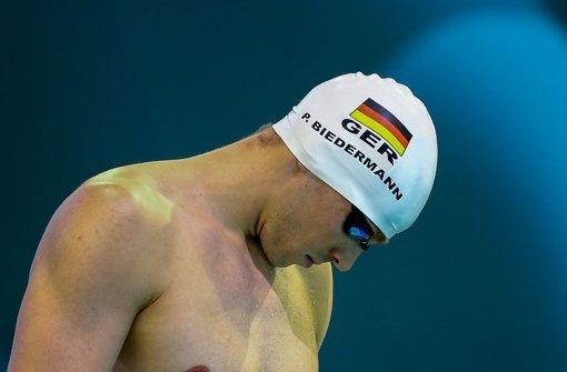 Biedermann scheitert im Vorlauf über 400 Meter Freistil
