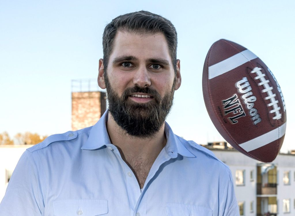 Sebastian Vollmer gewann mit den Patriots den Super Bowl und arbeitet dieses Jahr für DAZN als Experte. Foto: dpa