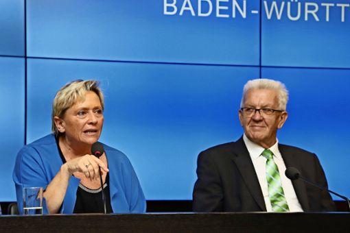 Freie Partnerwahl für die Grünen