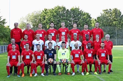 Das Aufgebot des TV Oeffingen vor der neuen Landesliga-Saison