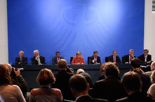 Regierung vertagt zweites Treffen mit Autobossen