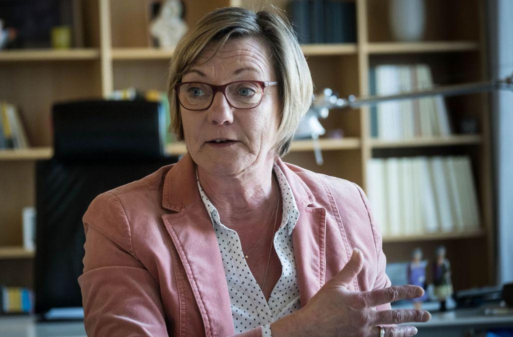 Baden-Württembergs Finanzministerin Edith Sitzmann will keinen Neustart beim Thema Grundsteuer. Foto: Lichtgut/Achim Zweygarth