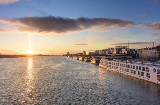 Fluss-Kreuzfahrt auf der Donau abgebrochen