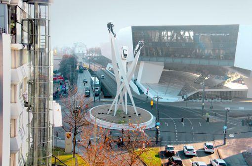 Warum  Porschestraße und Porscheplatz in Stuttgart bleiben