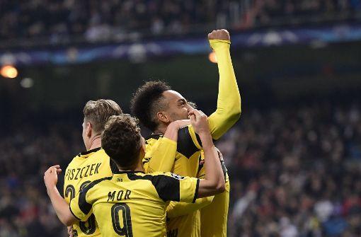 BVB holt gegen Real Madrid den Gruppensieg