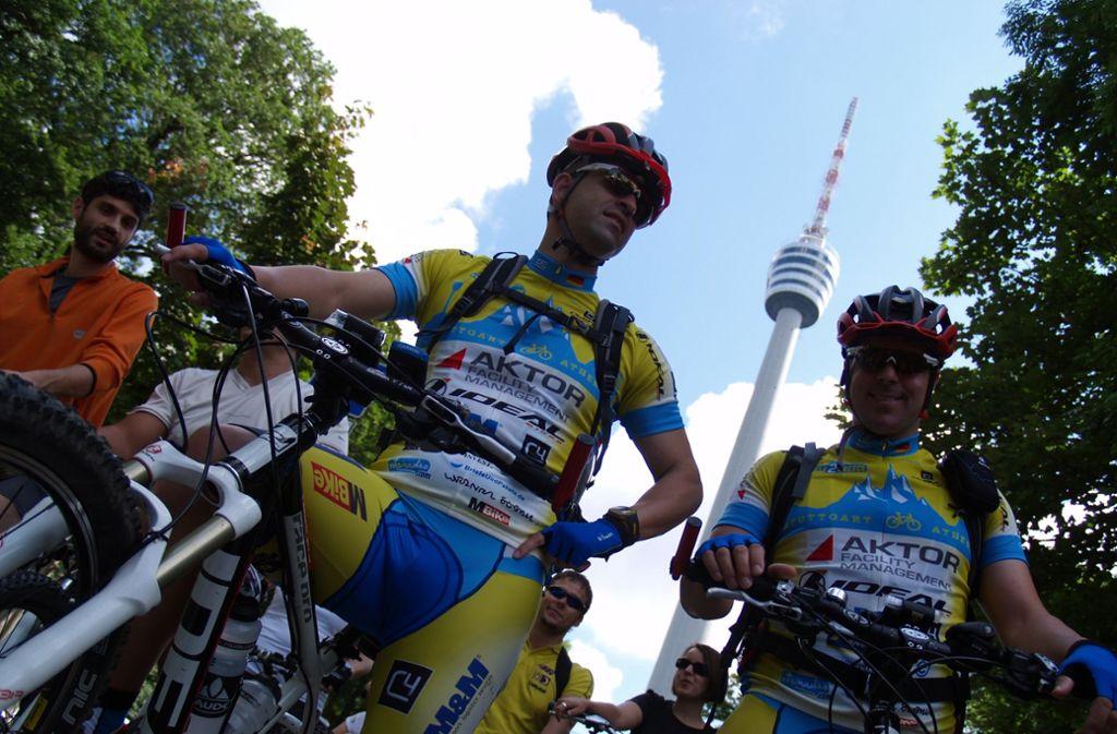 Stuttgarter Radfahrer stellen der Landeshauptstadt ein schlechtes Zeugnis aus (Symbolbild). Foto: Rüdiger Ott