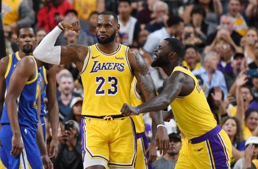 Die Showtime-Lakers sind zurück