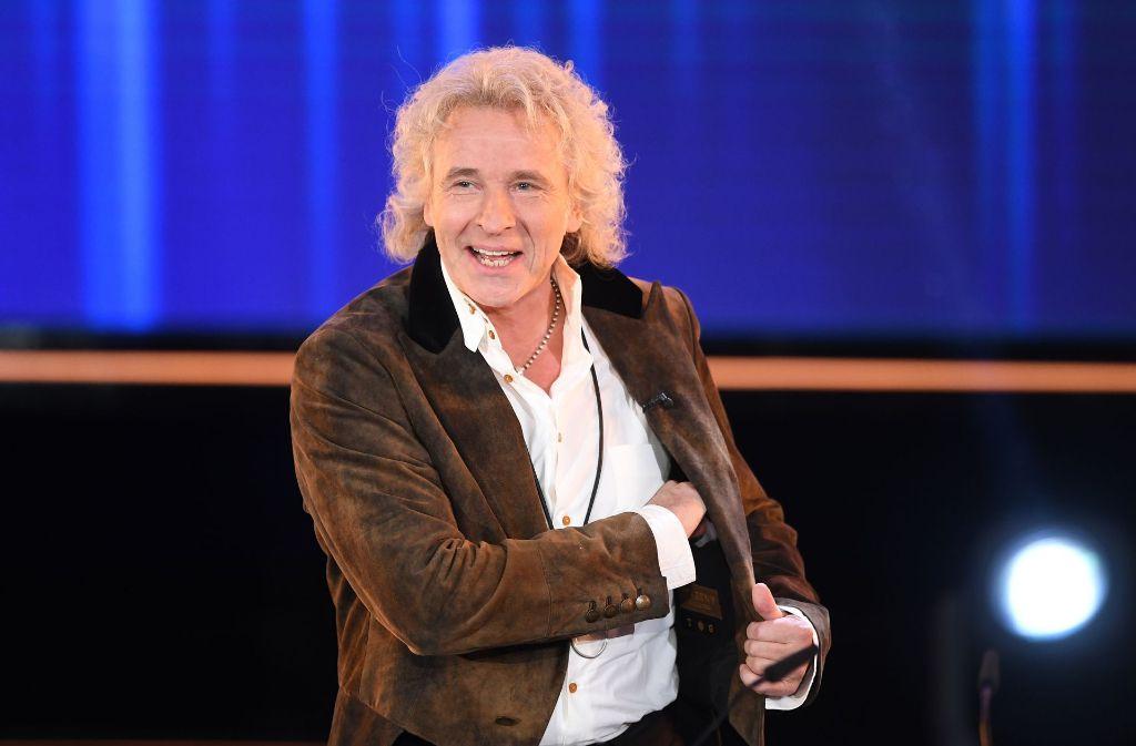 TV-Entertainer Thomas Gottschalk Foto: Getty Images Europe