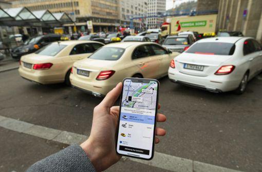 Uber trotzt Urteil und fährt erst mal weiter