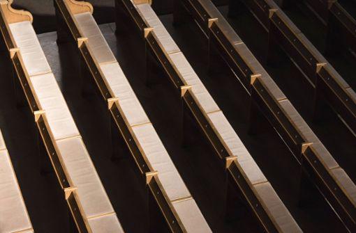 Versammlungsverbot in Gotteshäusern bleibt bestehen