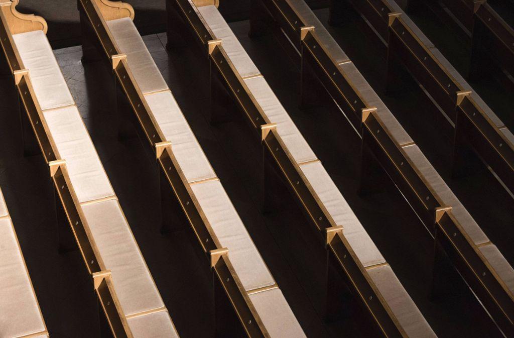 Das Versammlungsverbot in Gotteshäusern bleibt in Kraft. Foto: imago images/Future Image