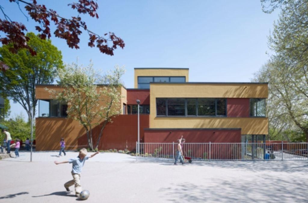 Architekt Ludwigsburg eines 122 die anlage für afrikanische menschenaffen in