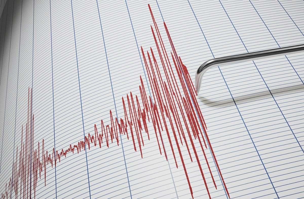 Gegen 18.40 Uhr soll das Erdbeben spürbar gewesen sein. (Symbolbild) Foto: imago images/vchalup