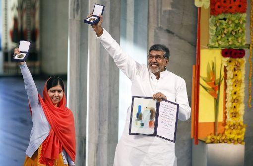 Der lange Marsch des Friedensnobelpreisträgers