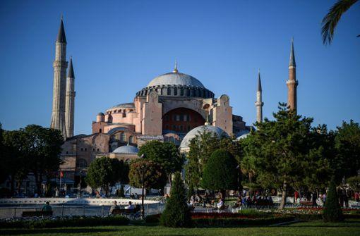 Streitfall  Hagia Sophia