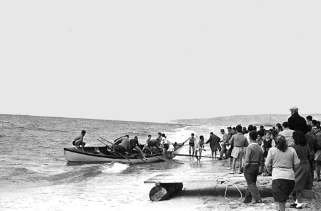 In den 30er Jahren beginnt die Gruppenauswanderung von Juden aus dem Schwarzwalddorf Rexingen nach Palästina, die das Schwabendorf Shavei Zion gründen. Foto: Archiv
